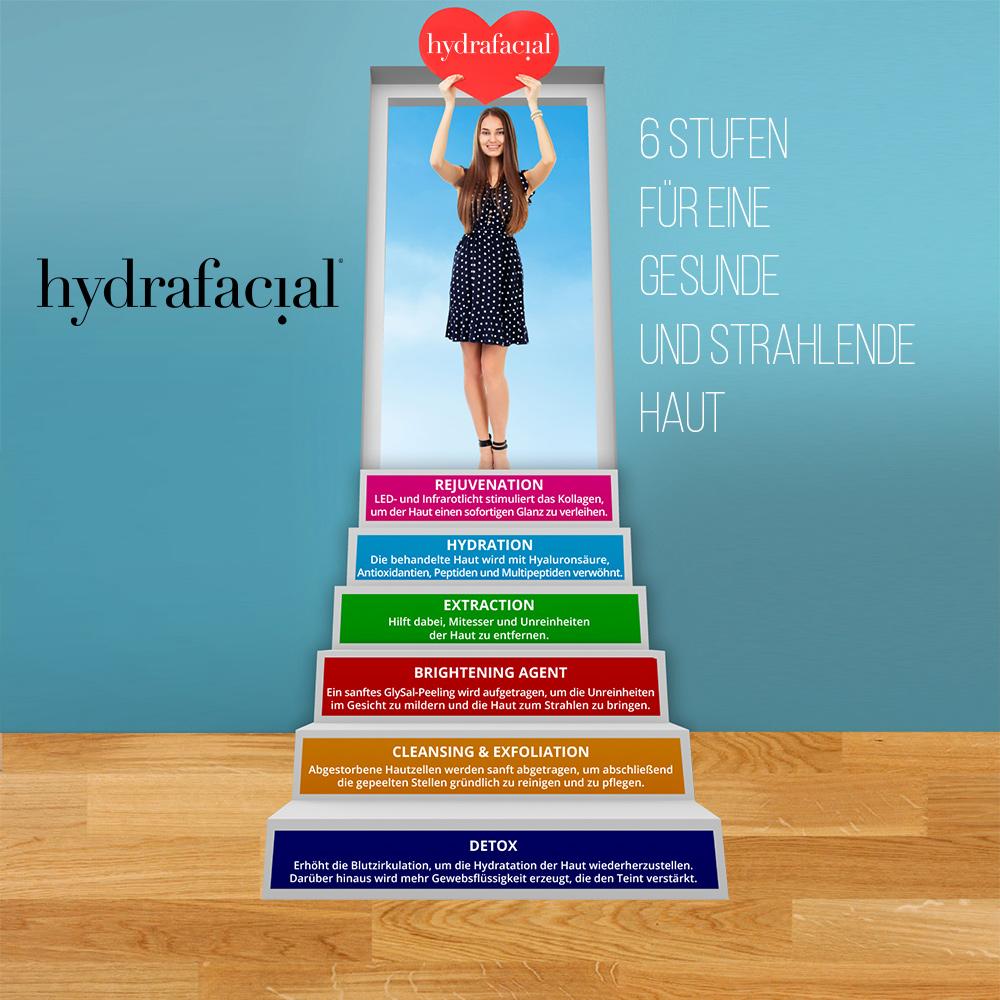 HydraFacial™ - 6 Stufen